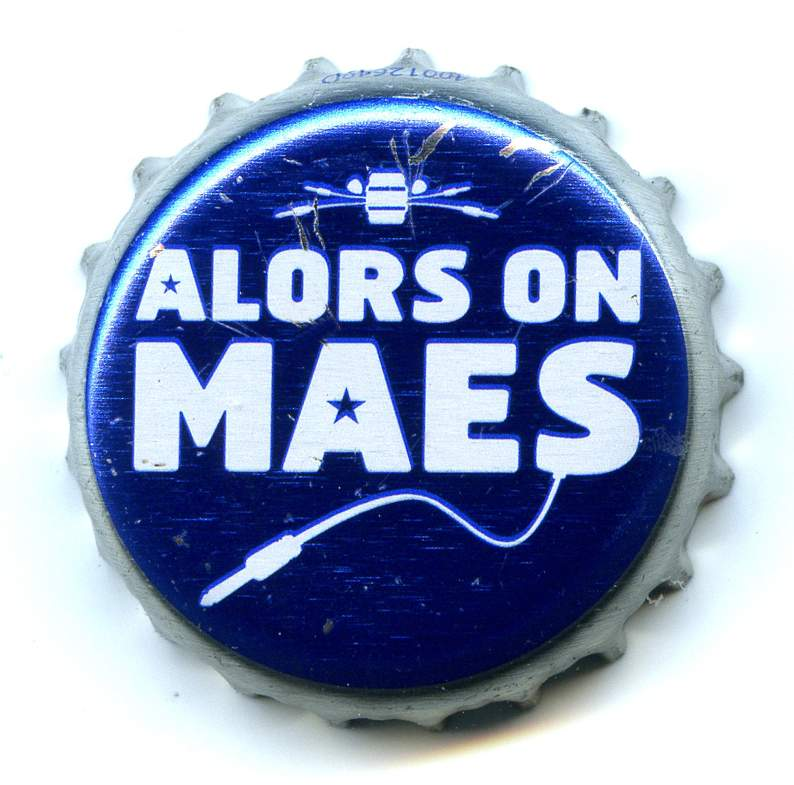 Maes Music Bier_Alken-Maes_Maes-Music-Alors-on-maes