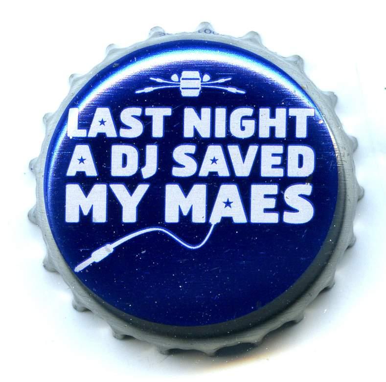 Maes Music Bier_Alken-Maes_Maes-Music-Last-night-a-dj-saved-my-maes