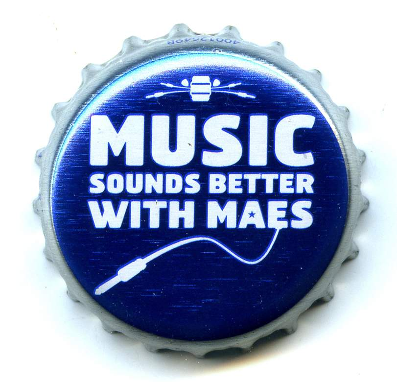 Maes Music Bier_Alken-Maes_Maes-Music-Music-sounds-better-with-maes