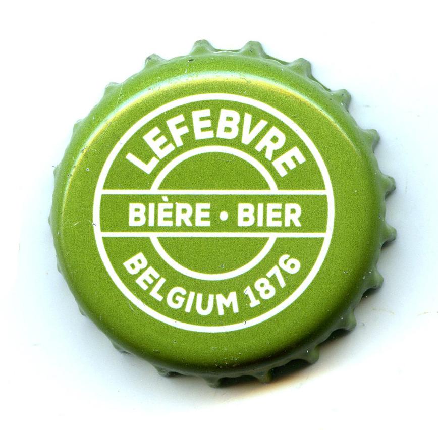 Brasserie Lefebvre Bier_Lefebvre_Saison-1900_1